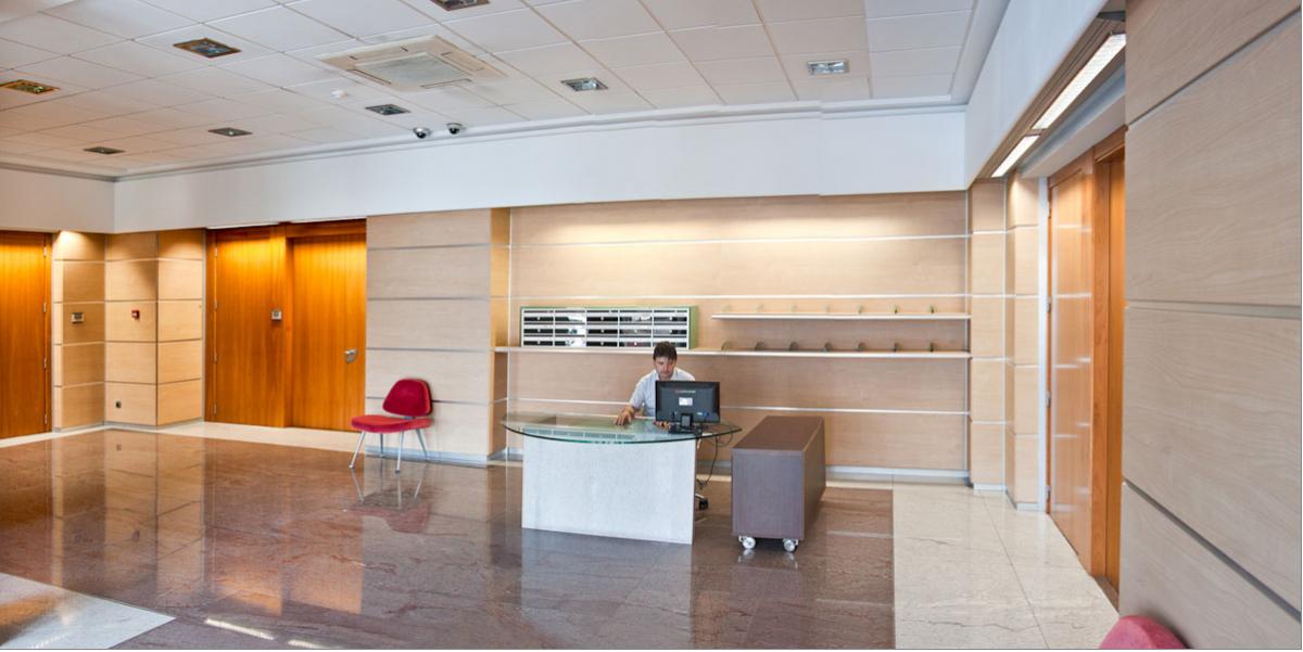 Edificio imper coprisa for Oficinas prop valencia